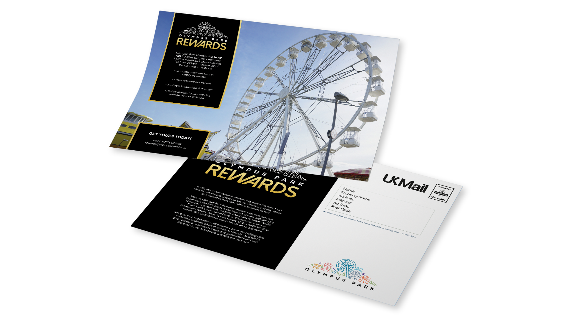 Word Perfect Print | Commercial Printing - Direct Mail