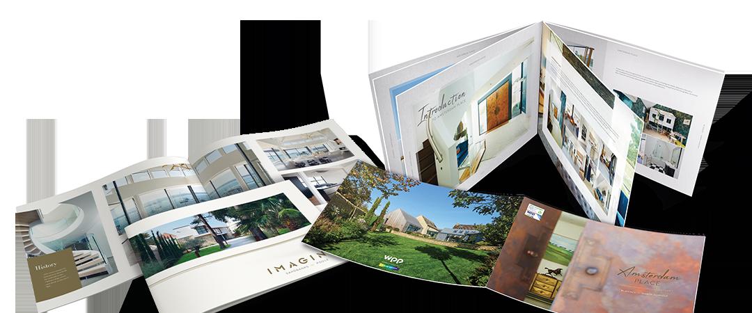 Word Perfect Print Elite Brochure Range Print Examples