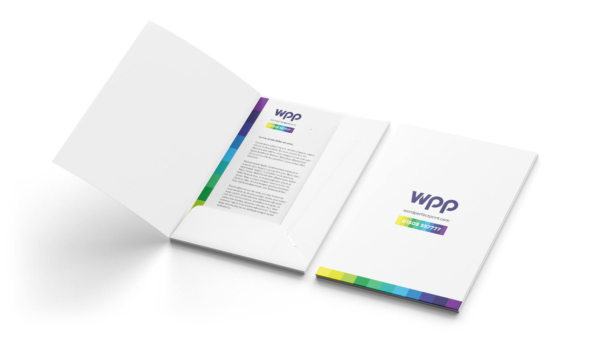 Word Perfect Print | Commercial Printing - Folders