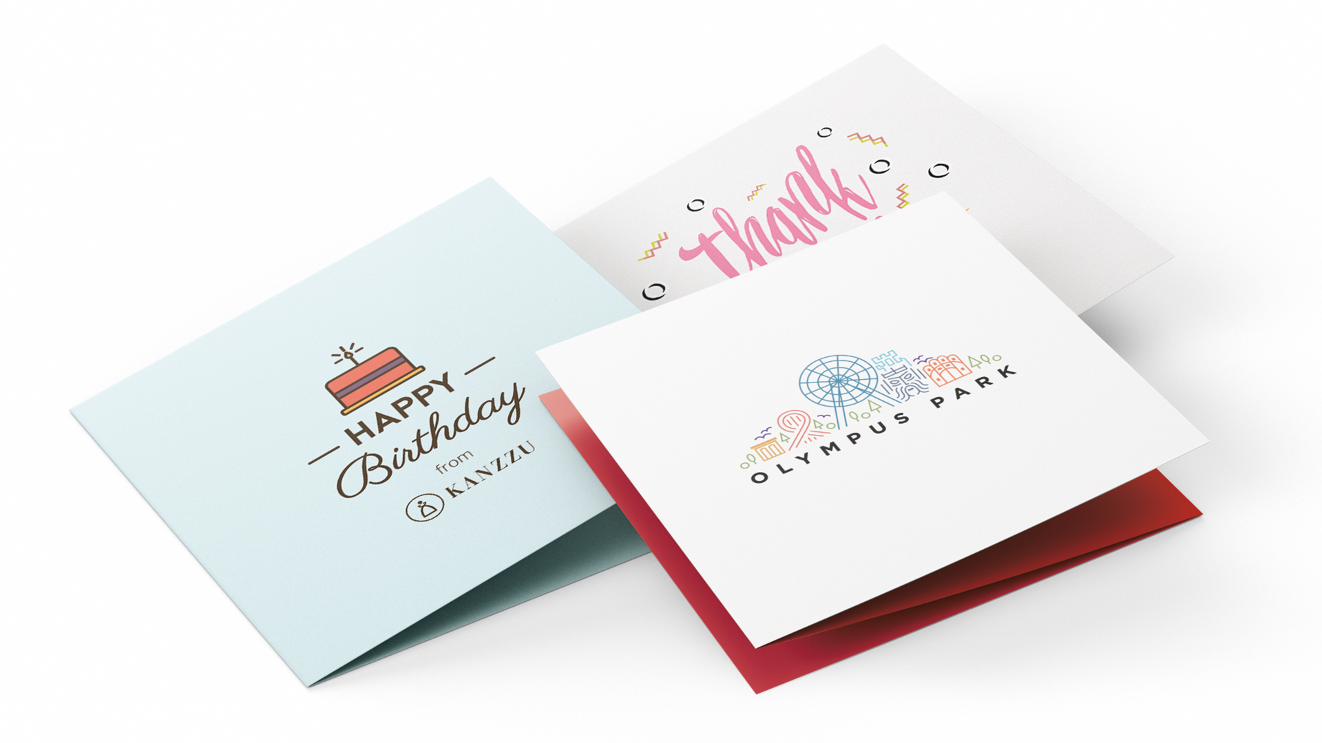 Word Perfect Print | Commercial Printing - Greetings Cards