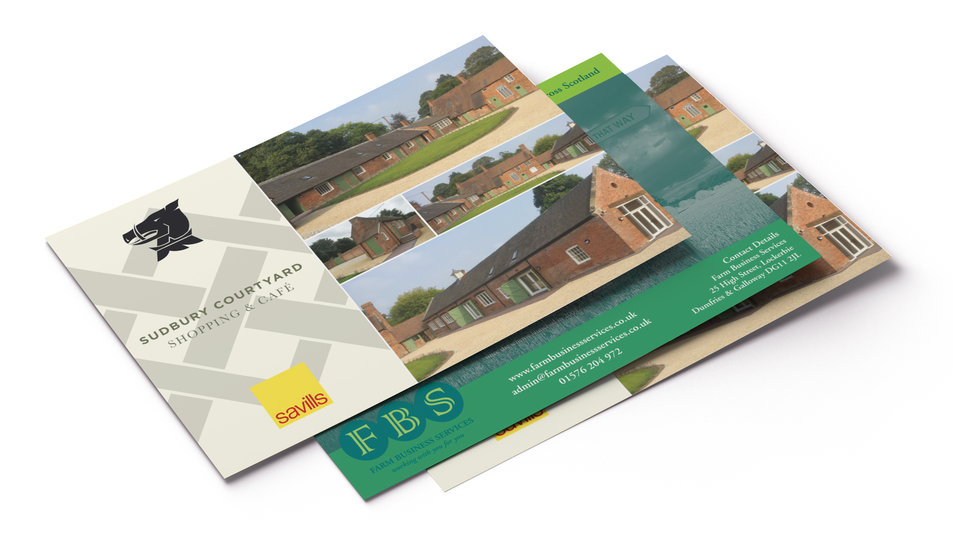 Word Perfect Print | Property Marketing - Postcards