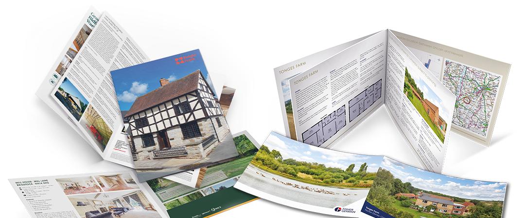 Word Perfect Print Prestige Brochure Range Print Examples
