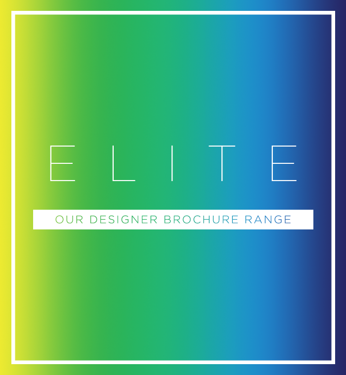 Word Perfect Print Elite Brochure Range
