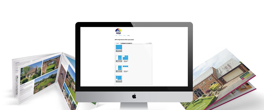 Word Perfect Print web2print Brochure Range Print Examples