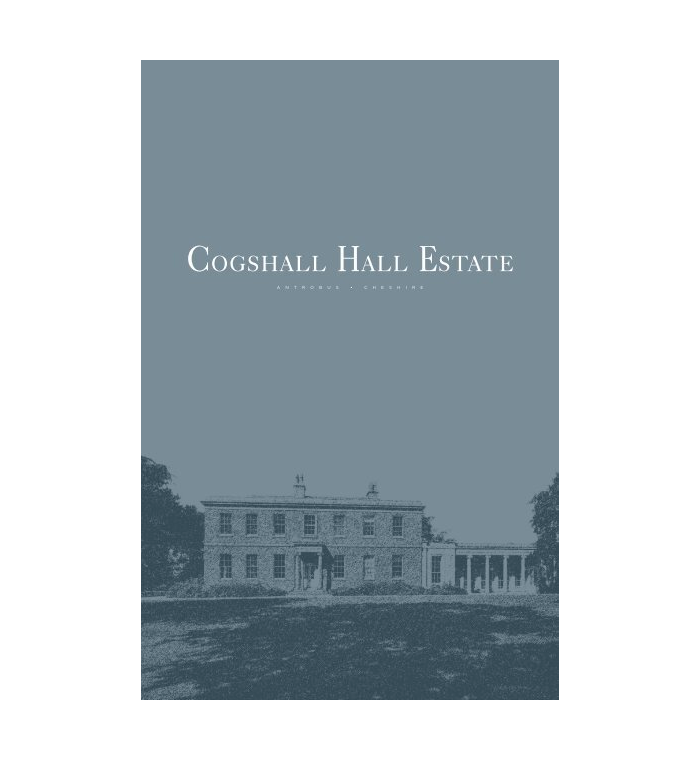 Cogshall Hall Estate, Cheshire