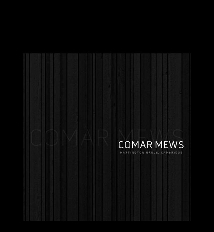 Comar Mews, Cambridge