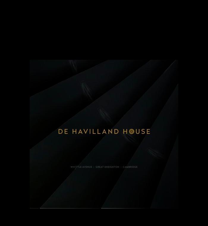 De Havilland House, Cambridge