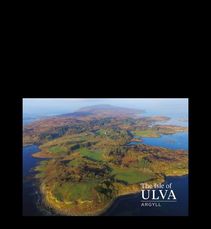 The Isle of Ulva, Argyll